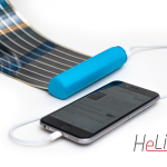 HeLi-on Compact Solar Charger Cool Tech on the Go
