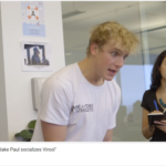 Watch: Jake Paul Seriously Startup Jake Paul Socializes Virool