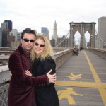 Perry and Stacy Brooklyn Bridge Proposal October 2005