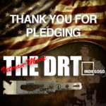 The DRT Down Range Multi-Tool Indiegogo Campaign Update