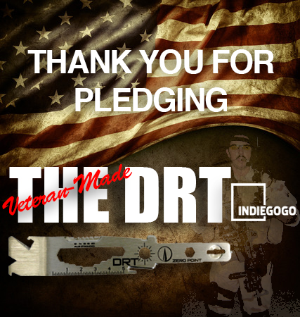 Thank a Veteran Pledge the DRT