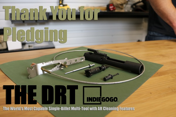 The DRT Down Range Tool