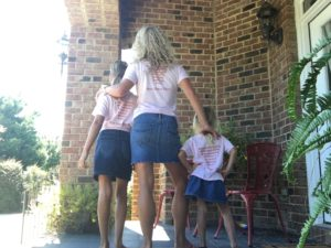 Stacy and daughters pic 2